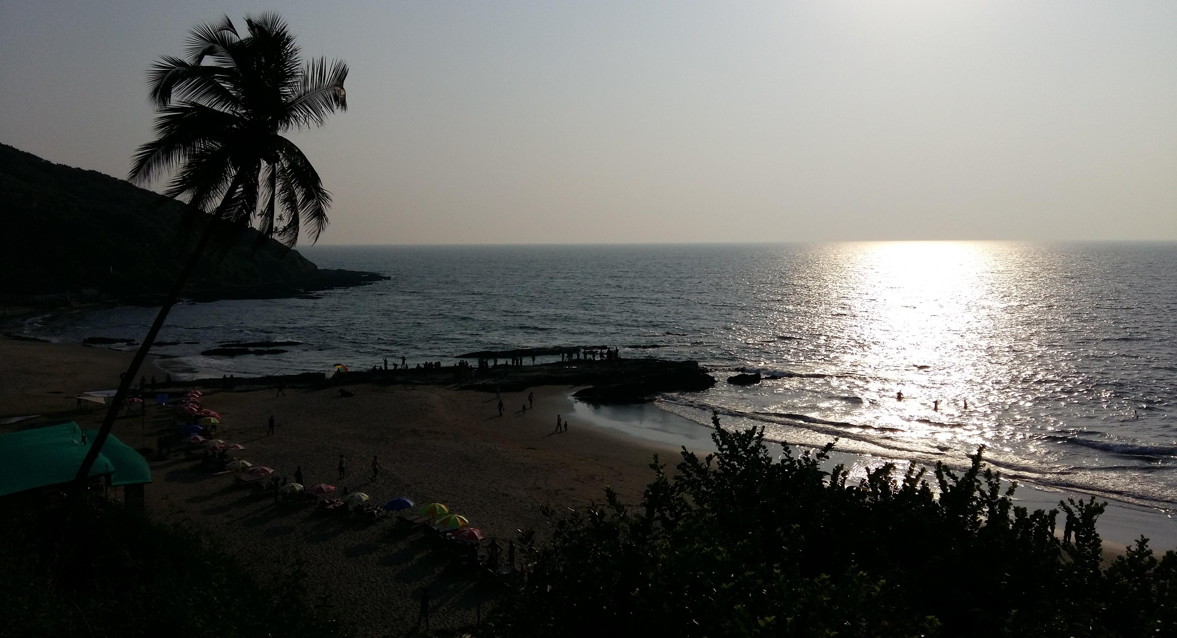 India Goa 印度果阿:海灘、度假村與觀光客之外(上)