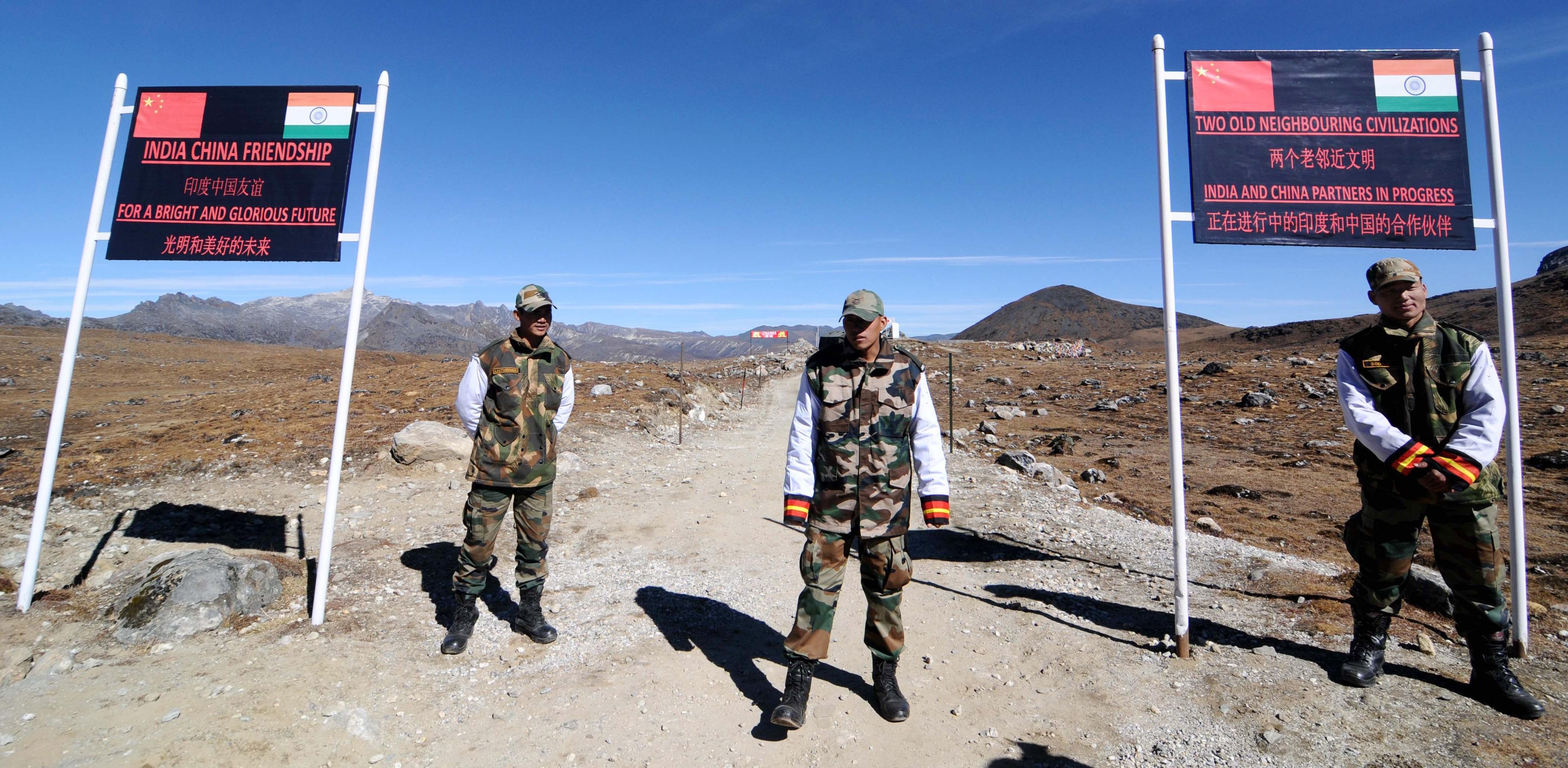 Analysis on China-India border stand-off 中印邊境對峙:原因、現狀與可能發展