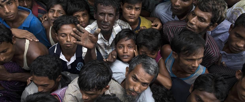 Rohingya Crisis 羅興亞議題:東協的分裂危機