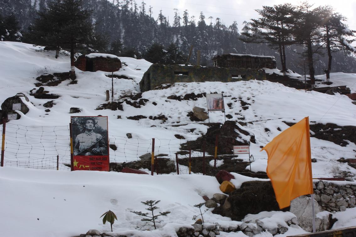 解放軍士兵的墓地