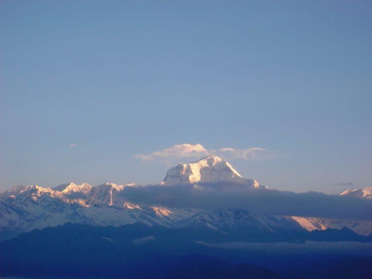 喜馬拉雅山脈1