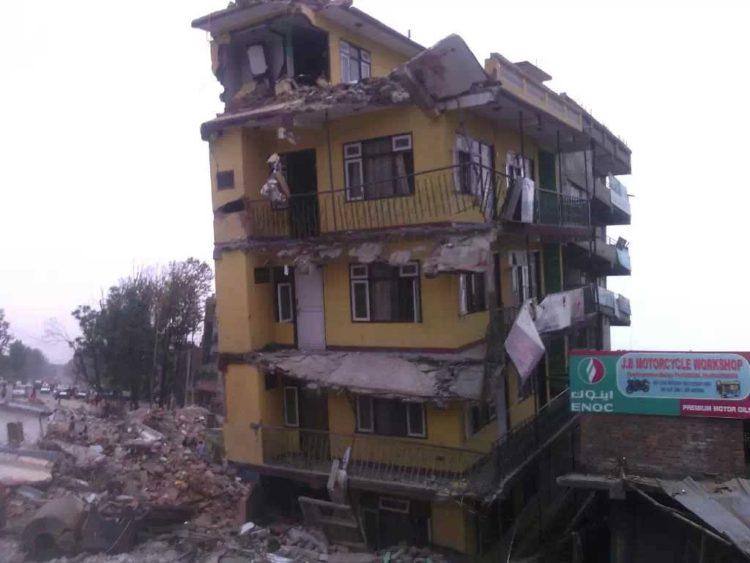 尼泊爾檢視都市規劃與建築章法1