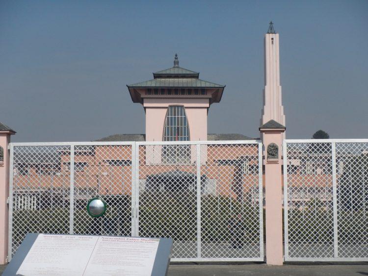 尼泊爾王國最後的皇宮,現為博物館(圖/陳牧民)
