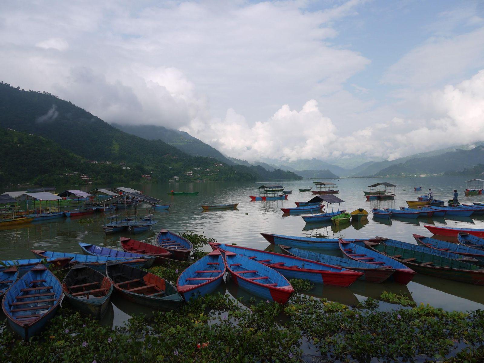 尼泊爾第二大湖-費娃湖