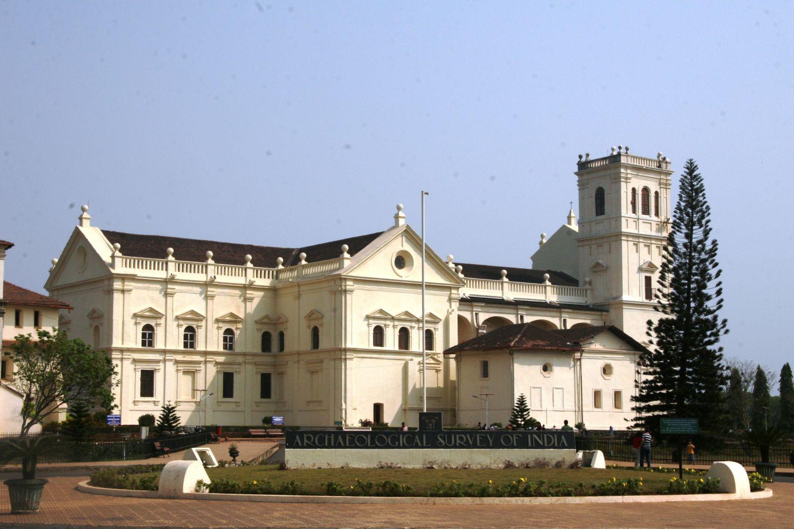 果亞的聖卡塔林納大教堂