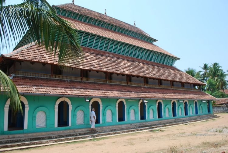 鄭和 7下西洋的必經之地古里Kozhikode 清真寺