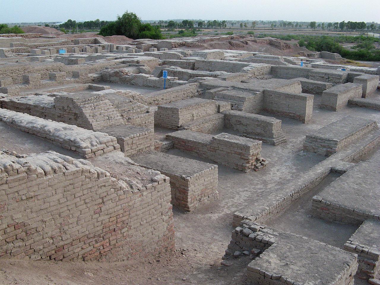 02 印度河文明Mohenjo-daro Photo credit Wiki(1)