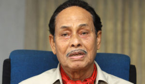 General Hossain Mohammad Ershad(Photo credit: Banglanews24)