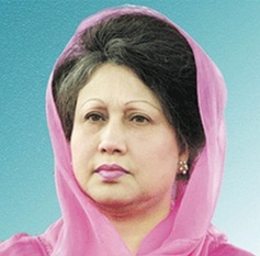 Khaleda Zia(Photo credit: Bangladesh Nationalist Party)