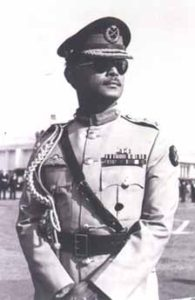 Major General Ziaur Rahman(Photo credit: Wikipedia)