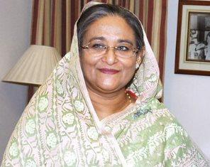 Sheikh Hasina(Photo credit: Bangladesh Awami League)