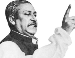 Sheikh Mujibur Rahman(Photo credit: Bangladesh Awami League)