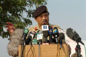 ↑ 穆夏拉夫(Pervez Musharraf)