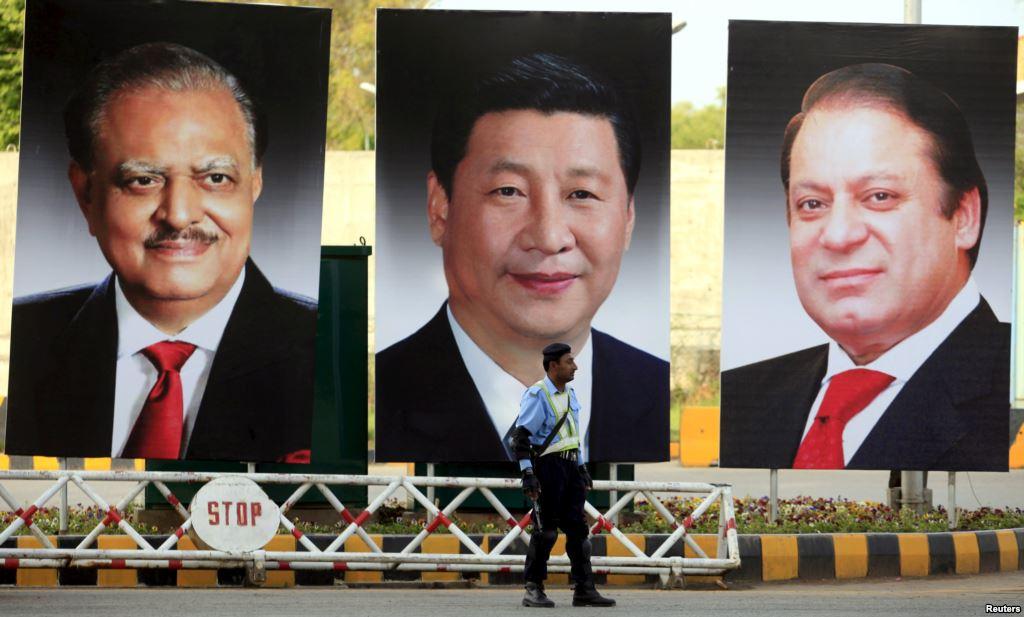 Xi visiting Pak