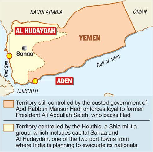 Yemen crisis 2015