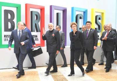 brics summit in ufa
