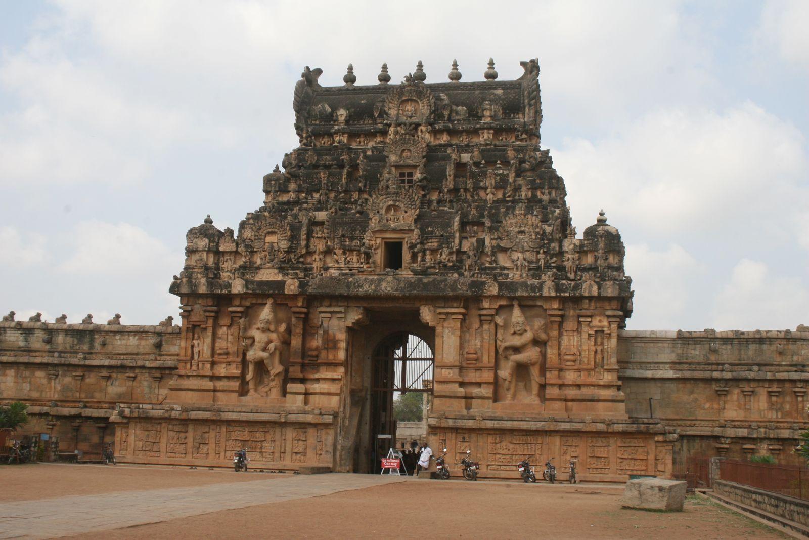 brihadeeswarar temple Thanjavur(1)