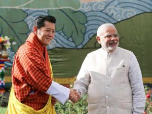 modis-bhutan-visit