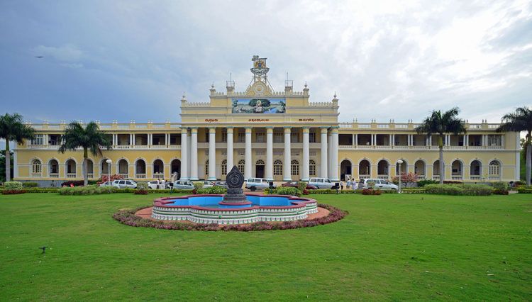 Crawford_Hall,_University_of_Mysore