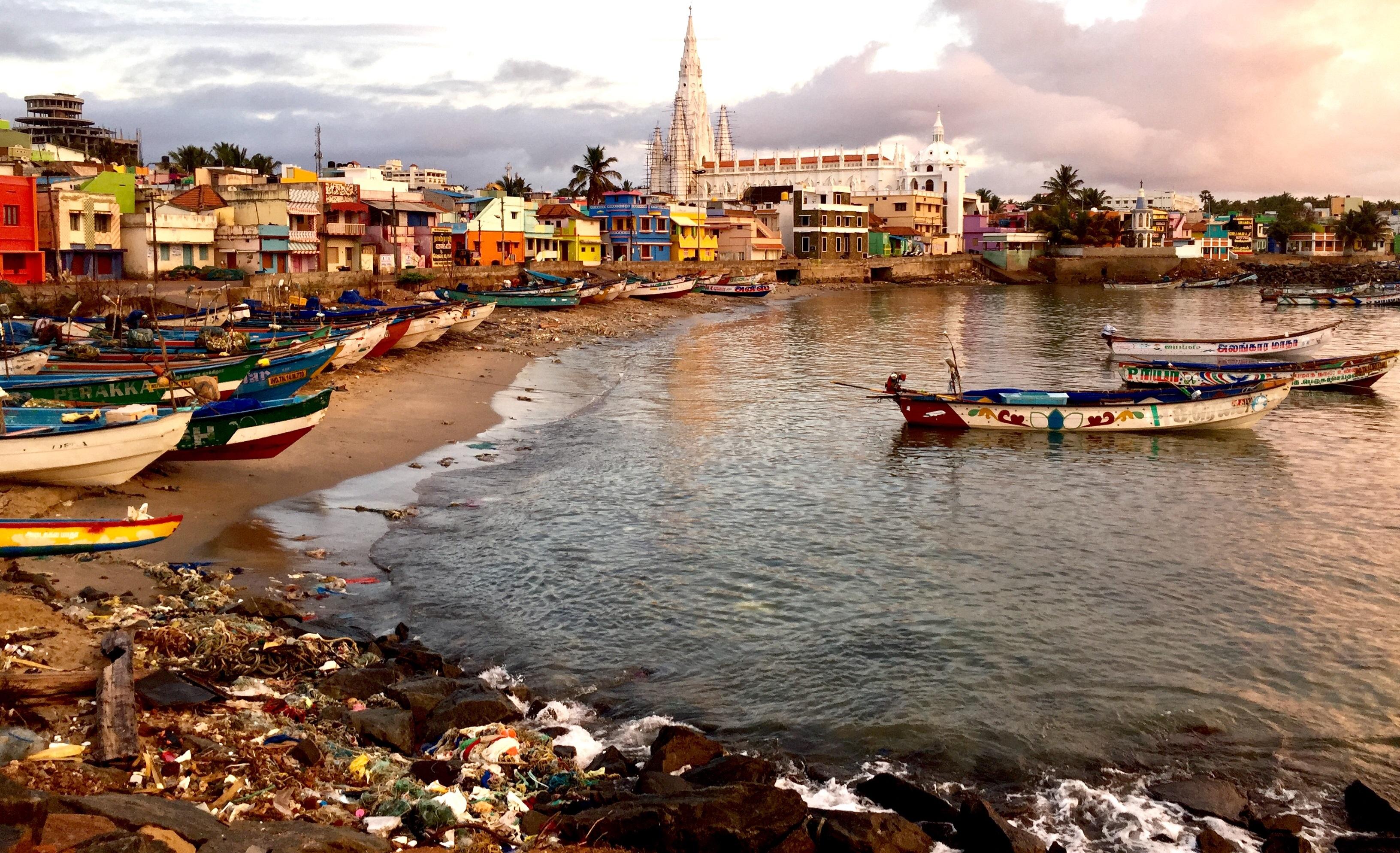 Environmental Protection in India 在滿街垃圾的印度街頭看見環保