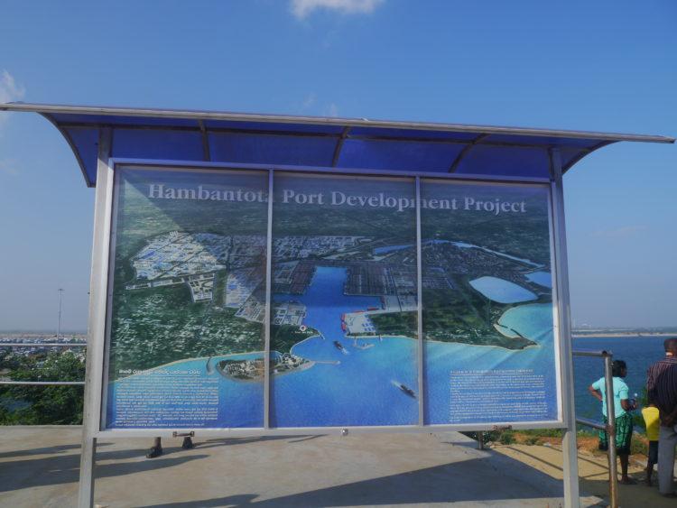 Hambantota Port 5
