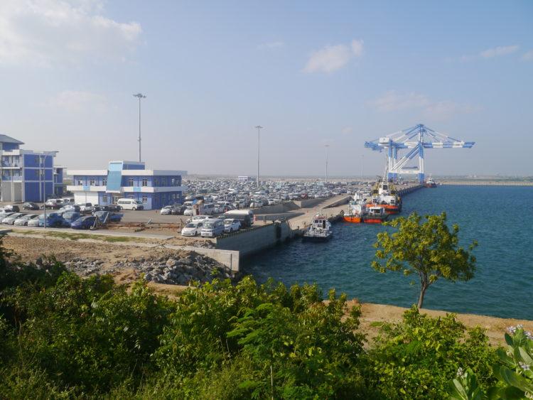 Hambantota Port2