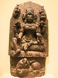 WLA_lacma_Hindu_Goddess_Parvati_Orissa