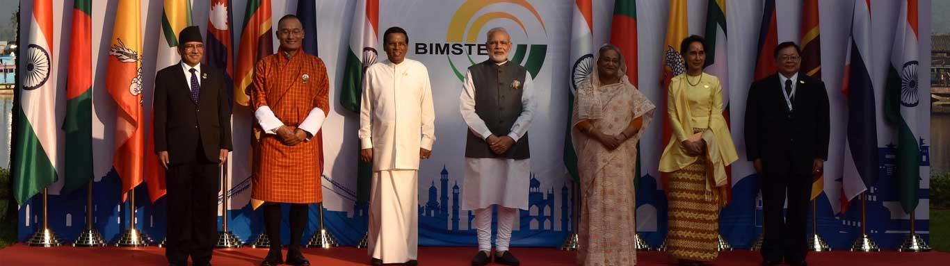 南海整合重心東移 環孟加拉灣經濟圈的再現?
