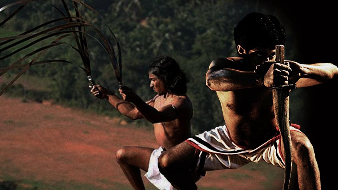 Traditional Indian Martial Arts 印度的傳統兵器(一):Otta 與 Urumi(劍)