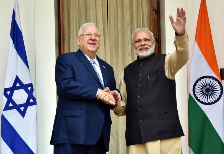 israel-india-defence-ties-iai-iaf-army-indian-president-visit-rivlin-modi-mukherjee-taj-agra