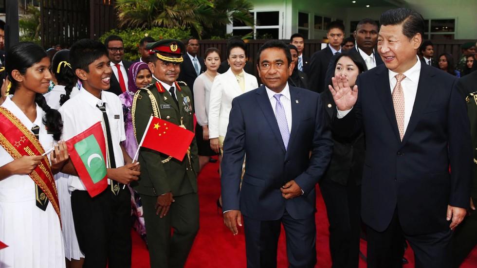 Maldives-China FTA《馬爾地夫中國自由貿易協定》與「馬-中-印關係」