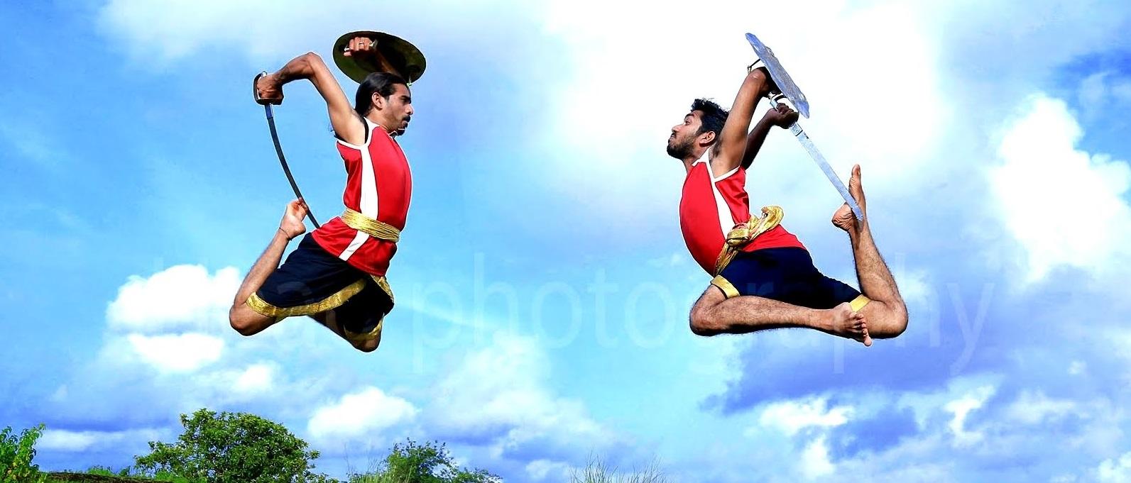 Traditional Indian Martial Arts 印度傳統武術:卡拉里帕亞特
