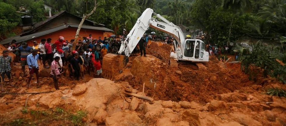 【即時報導】2017 斯里蘭卡水患:氣候災難影響五十萬人民生計
