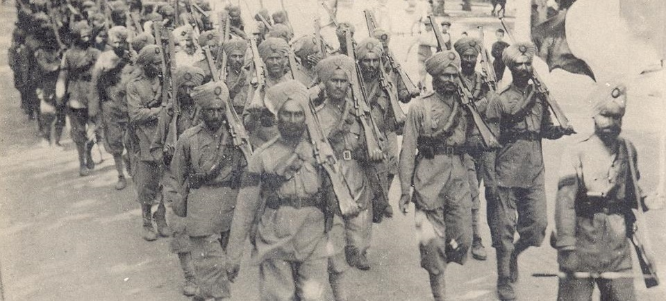 Indians in Battle of Gallipoli 一戰前線的印度人-加里波利戰役